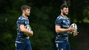 Ross Byrne and Robbie Henshaw both make the Leinster team