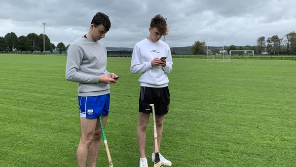 The O'Gorman brothers are both heading to Mary Immaculate College in Limerick