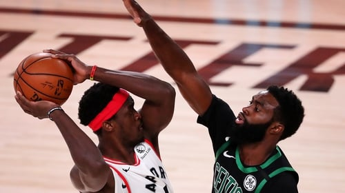 National Basketball Association play-offs: Toronto Raptors and Denver Nuggets win to level series