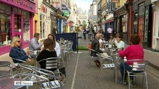 Businesses Prepare for a Winter Outdoors