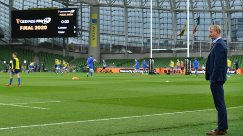 Leinster will be back in the Aviva Stadium once again if they win on Saturday