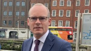 Simon Coveney said the UK's reputation has been damaged