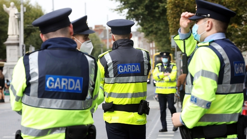 Budget 2021 provides funding for up to 620 new garda recruits