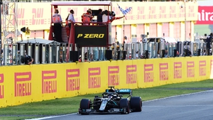 Hamilton is now 55 points clear in the Drivers Championship