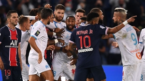 Neymar said he was racially abused by Marseille defender Alvaro Gonzalez