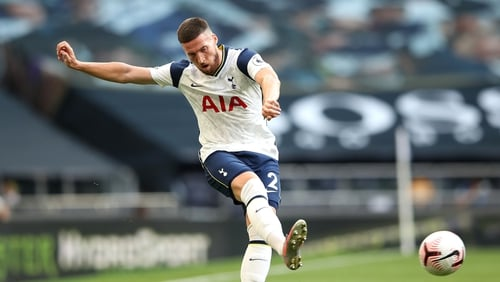 Matt Doherty's position in the Spurs team was the only thing that the two pundits agreed upon