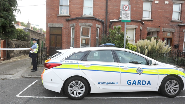 The man died in a laneway in Kilmainham in the early hours of yesterday morning (Pic: Rollingnews.ie)