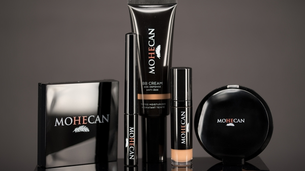 The products in the Mohecan male cosmetics range