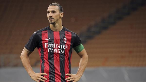Zlatan Ibrahimovic is winning his fitness race