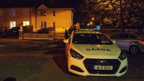 Gardaí said considerable damage was caused to the property