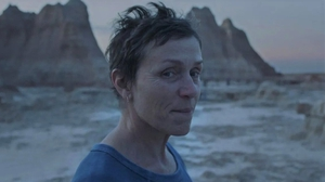Frances McDormand as Fern in Nomadland