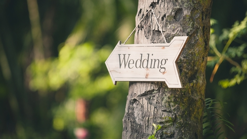Couples want clearer information aboutthe number of guests that can attend a wedding and also about travel between counties