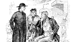 Fictional Irish immigrants in the US