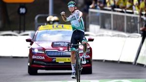 Lennard Kamna triumphs in Villard-de-Lans