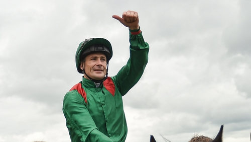 Pat Smullen won multiple Group One races during his illustrious career