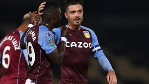 Dean Smith is again pushing Jack Grealish's case for England