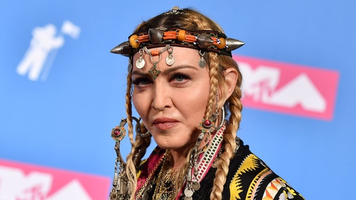 Madonna - who will play the iconic pop star?