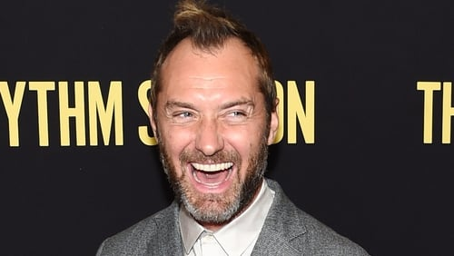 Jude Law confirms he is a dad of six