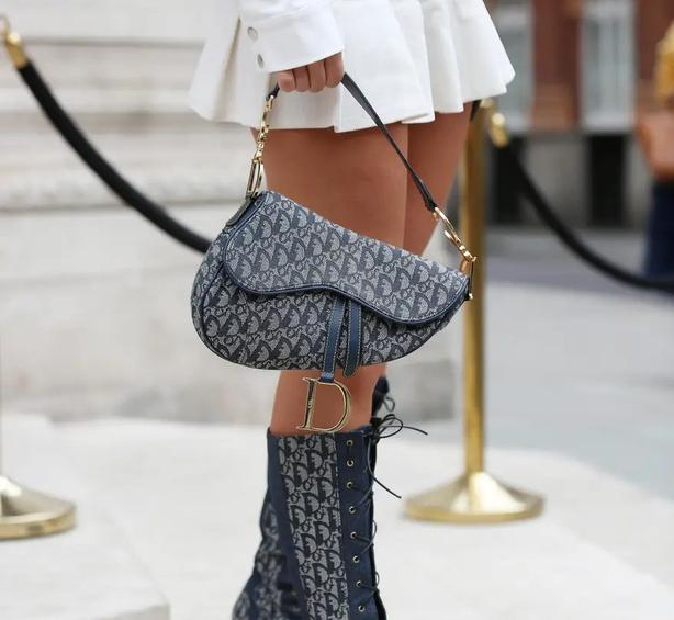 Dior Saddle Bag (Isabel Infantes/PA)