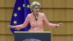 Ursula von der Leyen took over as Commission President just weeks after the EU and UK successfully concluded the Brexit Withdrawal Agreement