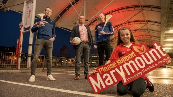 The initiative is the brainchild of current Cork GAA hurler Conor Cahalane whose father Niall was on the winning 1990 football team