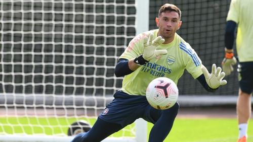Emiliano Martinez is off to Aston Villa
