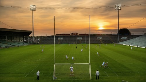 Na Piarsaigh will be in the Gaelic Grounds on Saturday