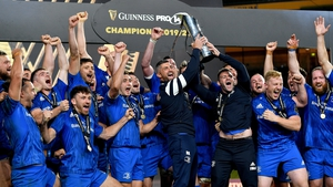 Leinster accounted for Ulster in the Pro14 final