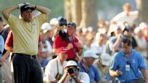 Phil Mickelson was one of many to feel kick of Winged Foot 14 years ago