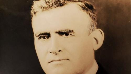 John Joseph O'Kelly in the 1920s