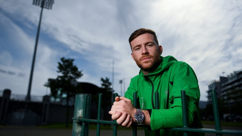 Jack Byrne is looking forward to testing himself against Europe's finest at Tallaght Stadium