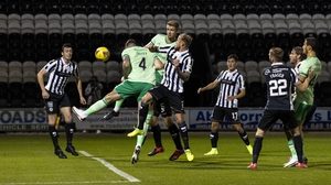 Shane Duffy equalises for Celtic against St Mirren