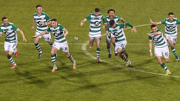 Shamrock Rovers have already enjoyed European success this year