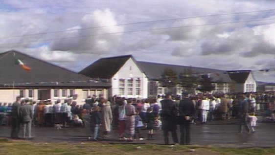 Scoil Mhuire and Scoil Eoin National Schools, Ballincollig (1990)