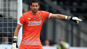 Kiko Casilla captained Leeds last night