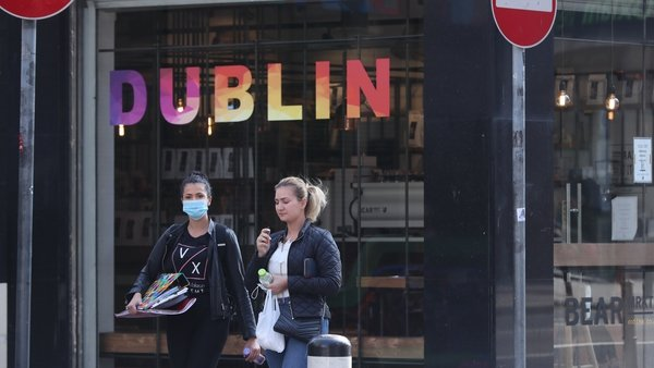 Dubliners have been urged to reduce their social contacts