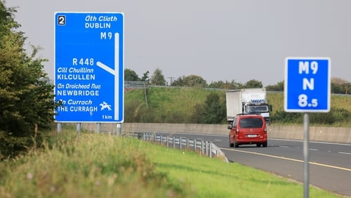 Car traffic volumes were 55.2% lower in regional locations in January compared to the same time last year due to Covid restrictions
