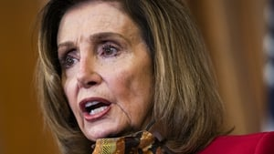 Nancy Pelosi told RTÉ News that she is respectful of what Britain decides for themselves