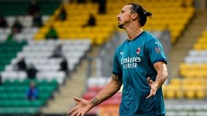 The former Sweden international started at Tallaght Stadium last Thursday