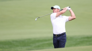 McIlroy hit four birdies and one bogey