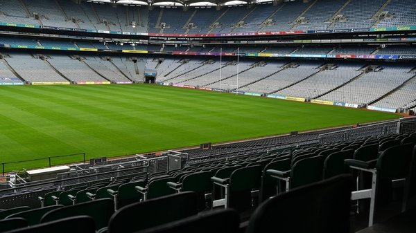 Croke Park has lain empty this summer as club championships were run off