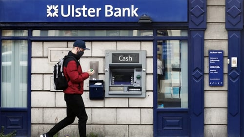 Ulster Bank's parent NatWest said its strategy to grow the bank's business organically and safely remains unchanged but is under review