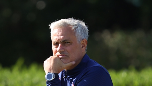 Mourinho is not best pleased with Spurs' fixture congestion