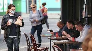 Tánaiste Leo Varadkar has said indoor dining could return by early July