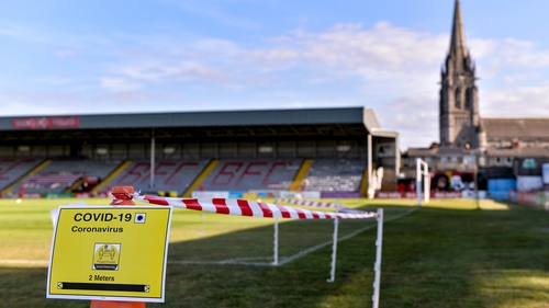 Gary Owens has warned that League of Ireland clubs will struggle to survive without matchday revenue