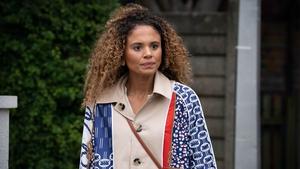Jessica Plummer as Chantelle in EastEnders