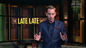 """Ryan Tubridy - """"Don't throw in the towel"""""""