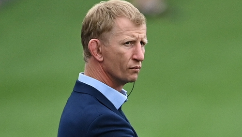 Leo Cullen said Leinster dug themselves into a hole with their first-half display