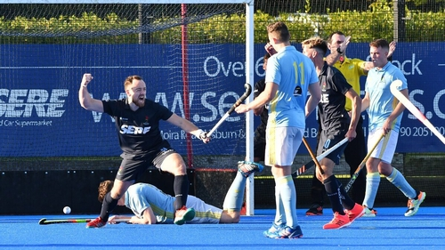 Lisnagarvey came out the right side of a five-goal thriller