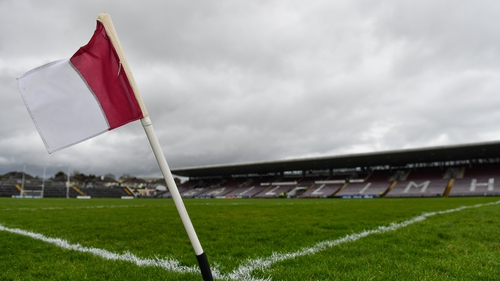 The game, which was due to take place as part of a double-headerat Pearse Stadium,will be re-fixed for a later date.